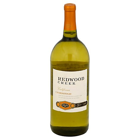 Redwood Creek Chardonnay White Wine - 1.5 Liter