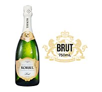 Korbel California Champagne Brut - 750 Ml