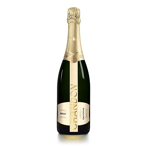 Chandon Sparkling Wine California Brut Classic Limited Edition - 750 Ml