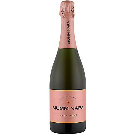 Mumm Napa Wine Sparkling Brut Rose Napa Valley - 750 Ml
