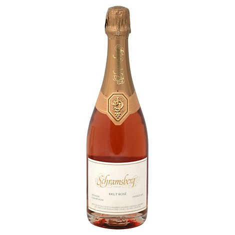 Schramsberg Wine Brut Rose - 750 Ml