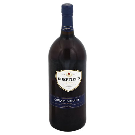Sheffield Cellars Sherry Cream Dessert wine - 1.5 Liter