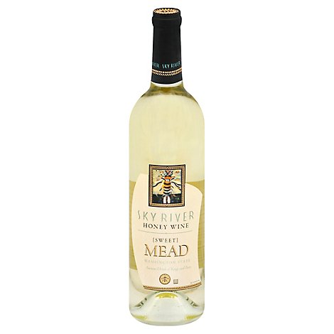 Sky River Mead Sweet Wine - 750 Ml