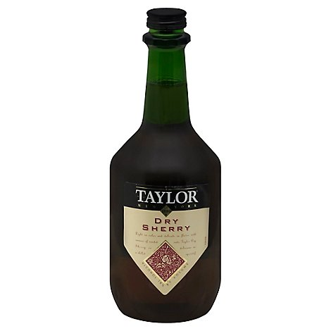 Taylor New York Wine Red Dry Sherry - 1.5 Liter