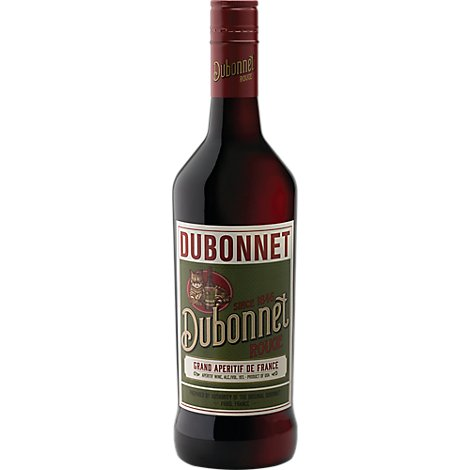Dubonnet Apertif Rouge Wine - 750 Ml