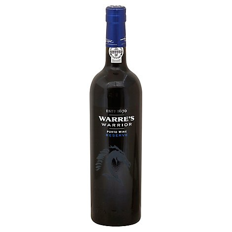 Warres Warrior Port Wine - 750 Ml