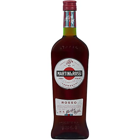 Martini & Rossi Vermouth Sweet - 750 Ml