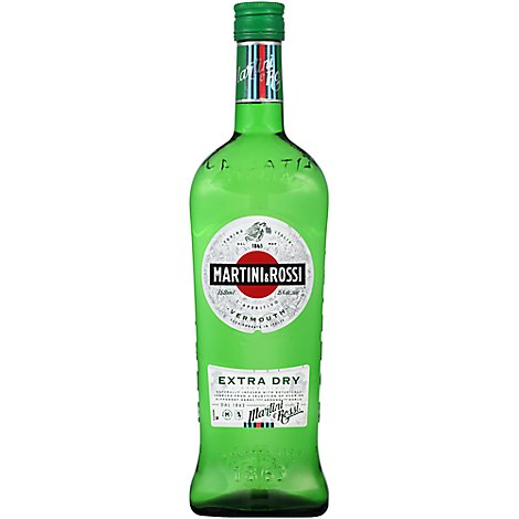 Martini & Rossi Vermouth X Dry - 750 Ml
