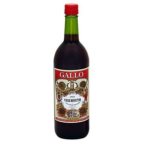 Gallo Sweet Vermouth - 750 Ml