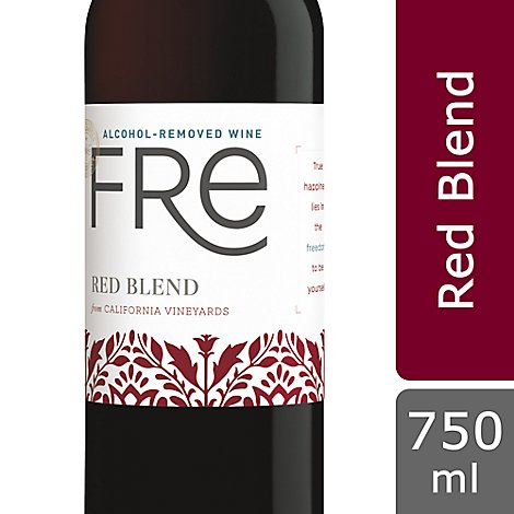 Sutter Home Wine Prem Red N A - 750 Ml
