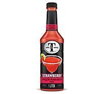Mr & Mrs T Daiquiri Mix Strawberry - 1 Liter