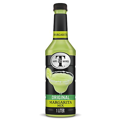 Mr & Mrs T Margarita Mix - 1 Liter