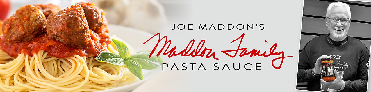 Joe Maddon's Family Pasta Sauce Sweepstakes