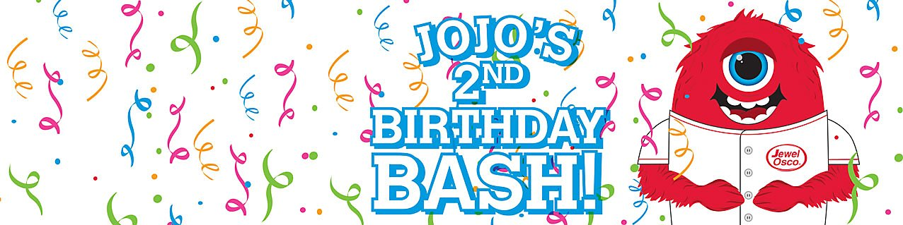 JoJo's 2nd Birthday Bash
