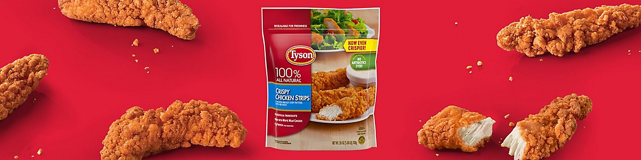 Tyson chicken product