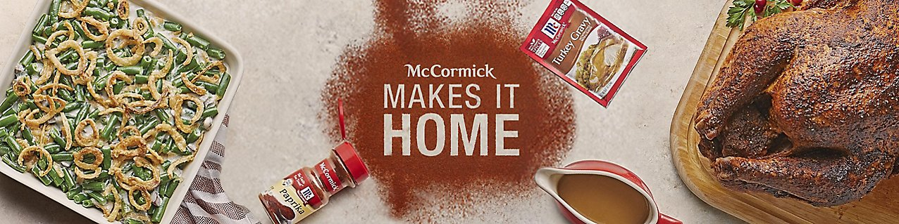 McCormick Makes it Home