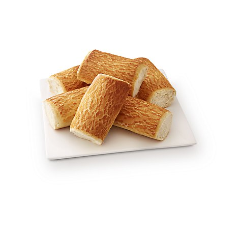 Bakery Rolls Dutch Crunch - 6 Count