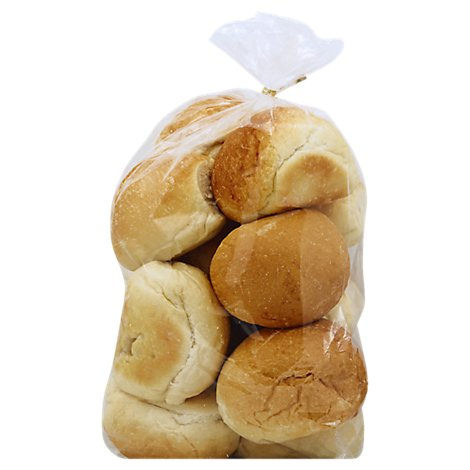 Bakery Rolls French - 12 Count