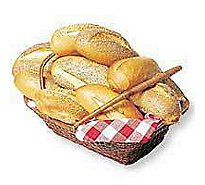 Bulk Roll Bolillo Hoagie - Each