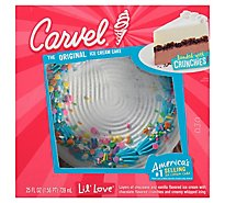 Carvel Cake Ice Cream Lil Love - 25 Oz