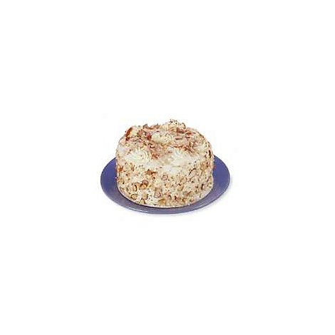 Bakery Cake 8 Inch 2 Layer Italian Rum - Unit