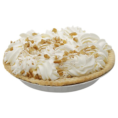 Bakery Pie Cream Banana - Each