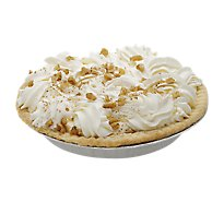 Fresh Baked Banana Cream Pie - Each