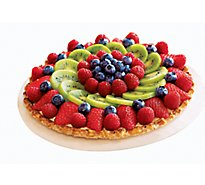 Fresh Baked Artisan Fresh Fruit Tart 9 Inch - Each