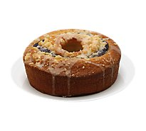 Fresh Baked Blueberry Pudding Ring - Each