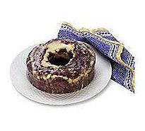 Bakery Pudding Ring Double Chocolate Chip - Each