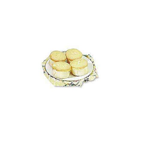 Bakery Cake Angel Food Cups 4 Count - Each
