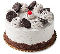 Bakery Cake 8 Inch 2 Layer Cookies & Cream - Each