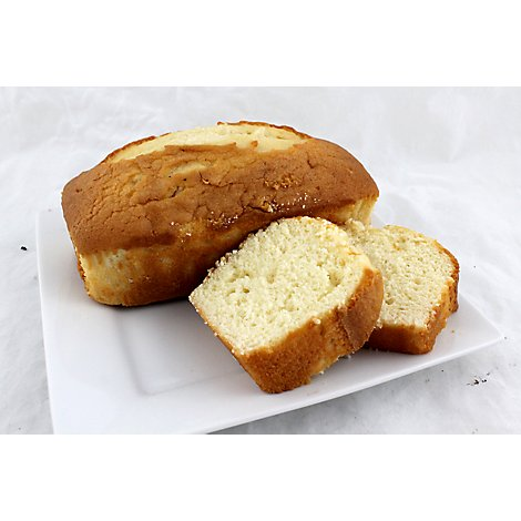 Bakery Cake Pound 1/2 Ring - Each