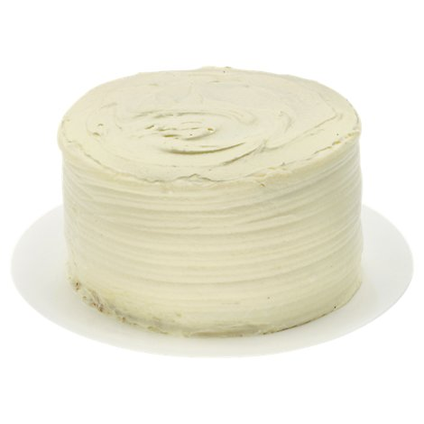 Bakery Cake Dinner 8 Inch Lemon - Each
