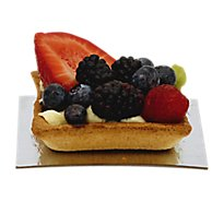 Bakery Tart Mini Artisan Fresh Fruit - Each (420 Cal)
