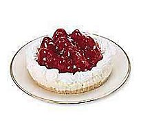 Bakery Cake Cheesecake 6 Inch Strawberry Top - Each