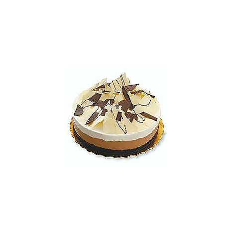 Bakery Cake Mousse 8 Inch Artisan Triple Chocolate - Each