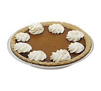 Bakery Pie 11 Inch Pumpkin With Whipped Cream - Each