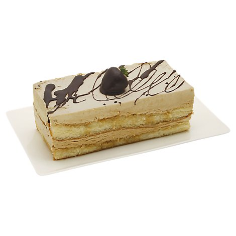 Bakery Cake Bar Artisan Tiramisu - Each