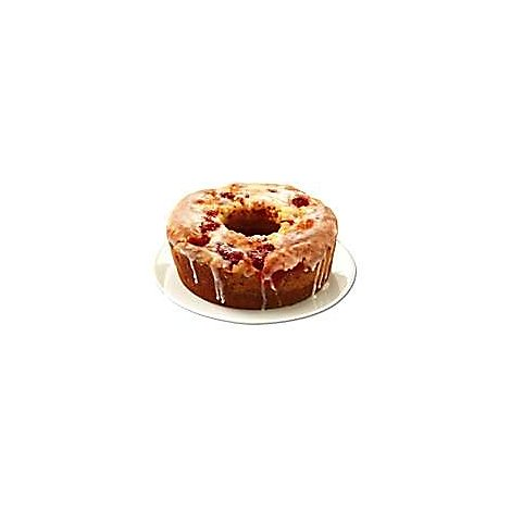 Bakery Pudding Ring Cherry - Each