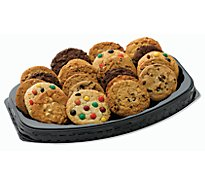Bakery Cookies Jumbo Catering Tray - Each