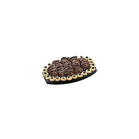 Bakery Catering Tray Chocolate Indulgence Cookie - Each