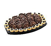 Bakery Catering Tray Chocolate Indulgence - Each