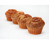 Bakery Muffins Bran 4 Count - Each