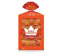 Kings Hawaiian Original Sweet Rolls - 12 Oz.