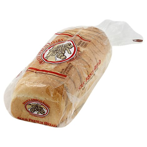 Franco American Bread French Sour Sliced - 16 Oz