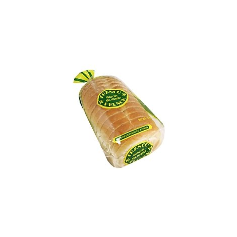 Franco American Bread Sour Sliced - 16 Oz