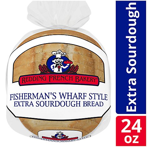 Fishermans Wharf Bread French Sour - 24 Oz