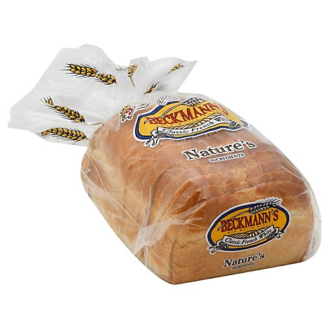 Beckmanns Bread Classic French White - 16 Oz