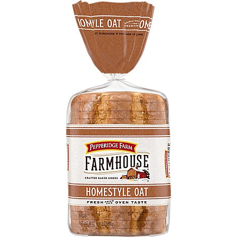 Pepperidge Farm Farmhouse Bread Oatmeal - 24 Oz